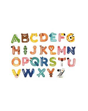 Mideer - Letter Magnets 26pc