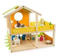 Hape - Casa muñecas madera Happy Villa