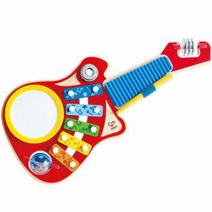 Hape - Guitarra Infantil 6 en 1