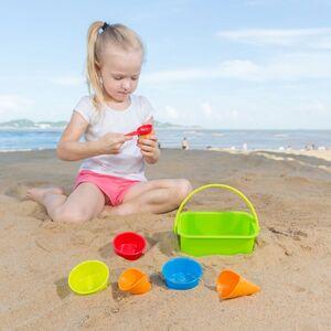 Hape - Juguetes de playa Hape Moldes Tienda de helados