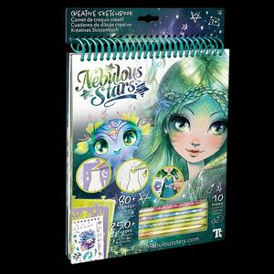 Nebulous Stars - Cuaderno de bocetos creativos - Marinia