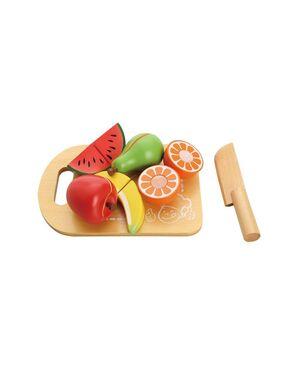 Sailñing Toys - Fruta para cortar madera