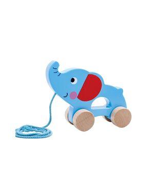 Tooky Toys - Elefante arrastre