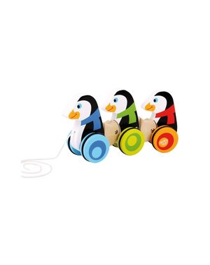 Arrastre  - Penguins