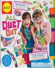 Alex - Hacer accesorios con cinta americana