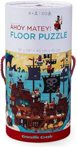 CrocodileCreek - Puzzle Ahoy Matey! 50p