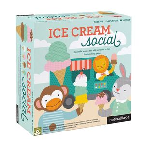 petitcollage - juego Ice Cream