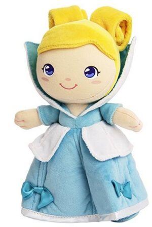 Trudi - muñeca cenicienta