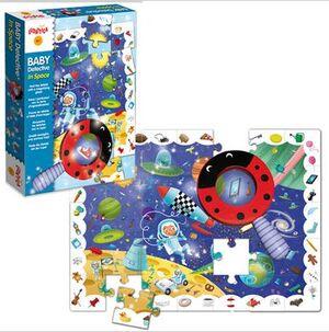 Luditaca - Puzzle Baby detective Un Space
