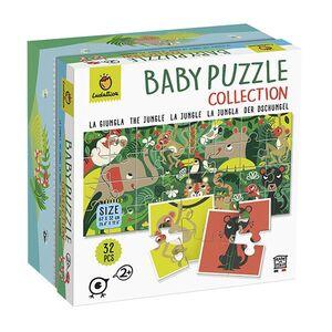 Ludattica - Baby puzzle la jungla