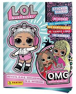 album de la colección LOL - OMG