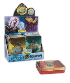 Fantasy RIders Metalbox