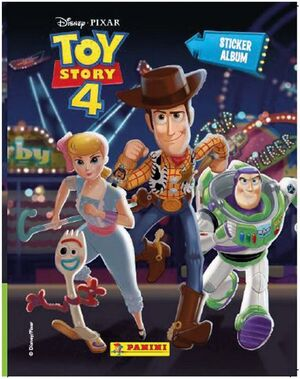 �lbum Toy Story 4