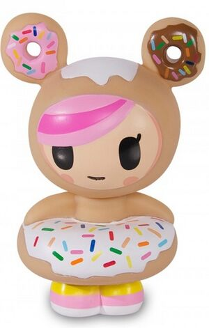 Tokidoki - Donutella