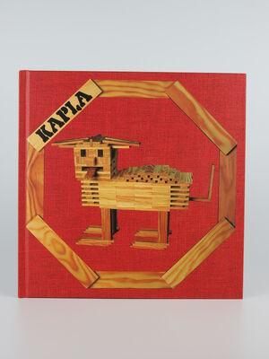 Kapla Libro de Arte vol 1 (rojo): nivel intermedio