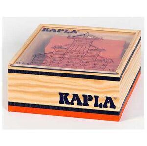 Kapla Caja 40 color Naranja