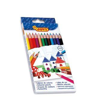 12 colores jovi