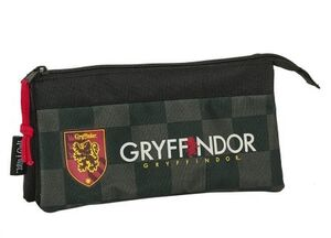 Harry Potter portatodo triple estuche Gryffindor