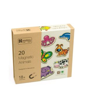 Andreu toys - animales magnéticos