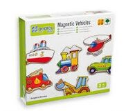 Andreu toys - 20 vehiculos magneticos