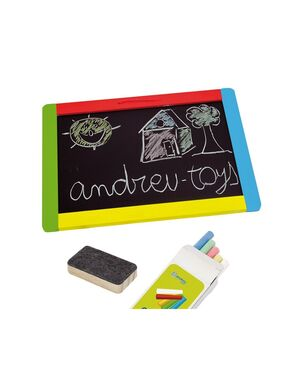 Andreu Toys - Pizarra magnética 42x30