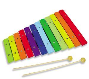 Andreu Toys - Xilófono madera colores
