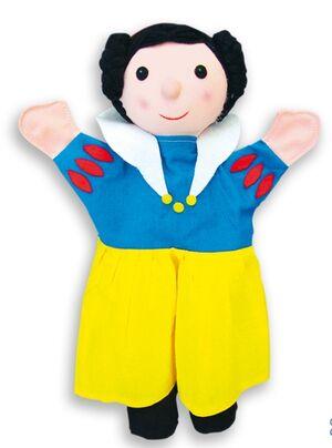 Marioneta mano - Blancanieves