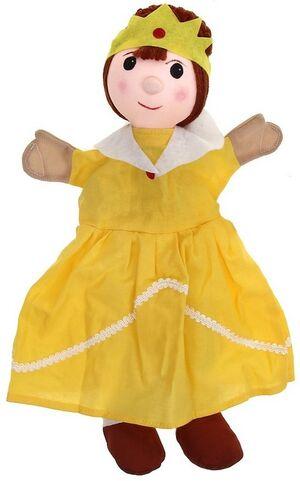 Marioneta de mano - princesa