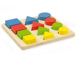 Andreu toys - 3 Geo Shapes
