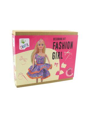 Crafts - Designing Kit Fashion Girl