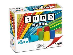 DUDO DICES (Juego de dados)
