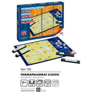 Formapalabras juego de mesa