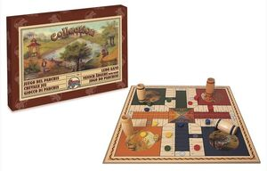 Cayro collection parchis