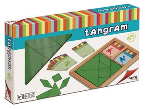 Cayro - Tangram de madera