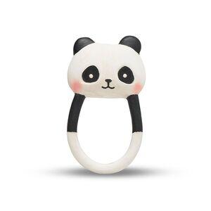 Kori El Panda Blanco Mordedor/Sonajero