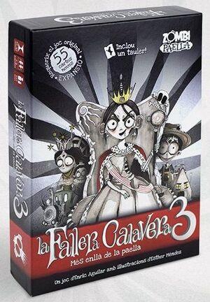 La Fallera Calavera 3 - Més enllà de la paella