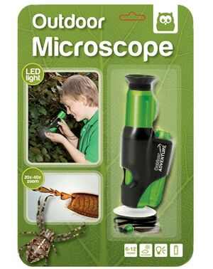 Eureka kids - Microscopio aventura
