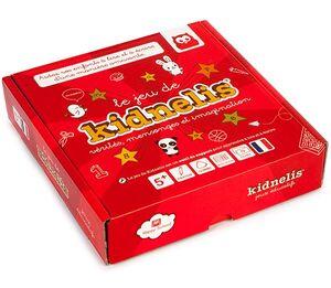 Le jeu de kidnelis (juego de lectura-escritura en francés)