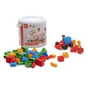 EurekaKids - Poly m 92 piezas