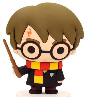 Harry Potter - Mini Figura (surtido: Harry, Hermione, ...)