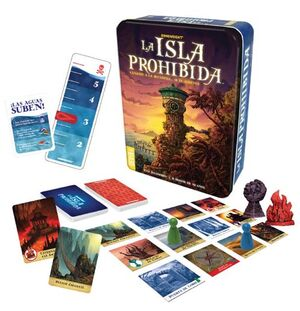Devir - La Isla Prohibida (juego de mesa)