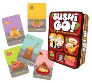 Sushi Go (juego de cartas - Devir)