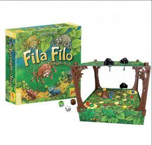 Devir- Fila Filo (juego de mesa)