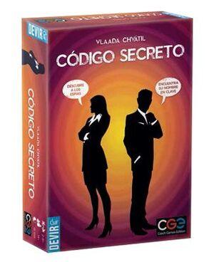 Código Secreto (juego de mesa)