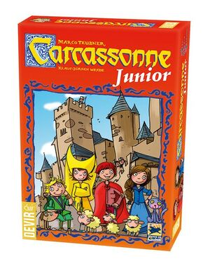 Devir -  Carcassonne Junior