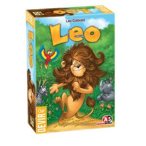 Devir - Leo va al barbero