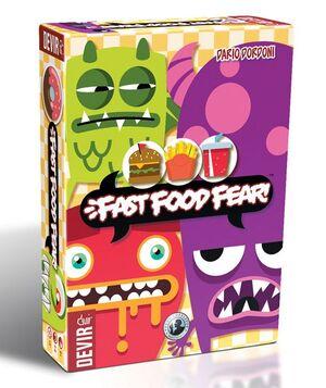 Devir - Fast Food Fear