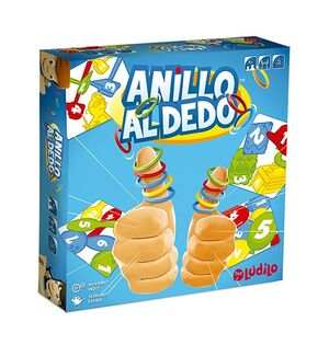 LÚDILO - ANILLO AL DEDO