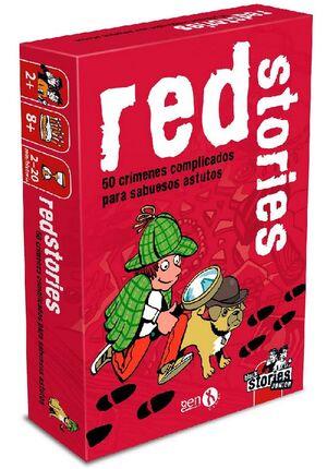 Gen X Games - Red Stories