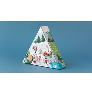 Londji - Let's go to the mountain puzzle 36 pcs
